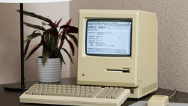 How I introduced a 27-year-old computer to the web