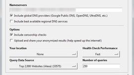 The fastest public DNS providers in 2015