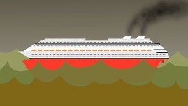 Watch a Cruise Ship Pollute as Much as 13 Million Cars—in One Day | TakePart