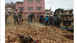 Please Donate to Help Nepal's Earthquake Victims Now | Beth's Blog