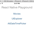 RNPlayNative - easily share app bundles