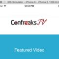 Confreaks App