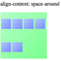 alignContent being implemented on css-layout by @prenaux