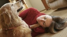 Heart-Wrenching Photos of Owners With Pets in Last Days of Life - ABC News