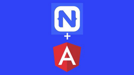 Angular 2.0 Running in a native mobile app using NativeScript