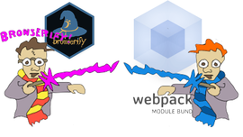 React Podcast - Webpack vs. Browserify