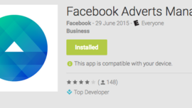 Facebook Ads Manager on Google Play