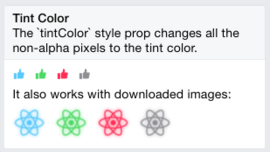 Add support for tintColor to remote images
