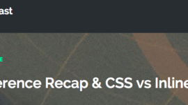 React Podcast Episode 4: React Europe Conference Recap & CSS vs Inline Styles