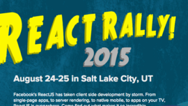 React Rally is in one week!