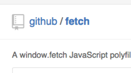 How to handle http request timeout with fetch
