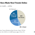 Teens, Technology and Friendships