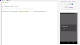 React Native Playground gets Android support!
