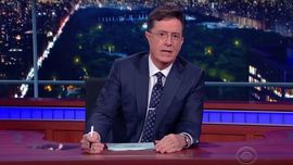 Watch Stephen Colbert's Moving Monologue About Oregon Shooting | Rolling Stone