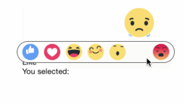 How to make Facebook Reactions (Blog post)