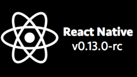 React Native v0.13.0-rc
