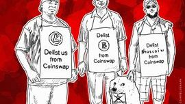 Altcoins Dropping Off Coin-Swap in Boycott Against GAW Miners