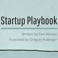 [英] Startup Playbook