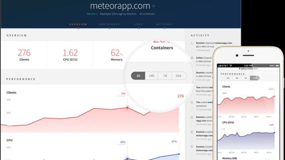 Long-range performance metrics in Galaxy