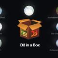 [繁] 改作學習兩相宜、D3 源碼任你用 - D3 in a Box