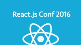 React.js Conf announced! February 22 & 23 2016 in San Francisco