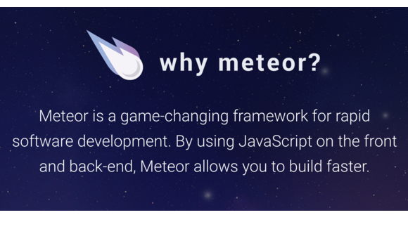 Why Meteor? by Josh Owens