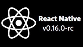 React Native 0.16.0-rc released