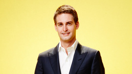Why Snapchat's Evan Spiegel Is Our Digital Executive of the Year | Adweek