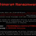 [簡] 勒索程式 Chimera 背後藏著什麼秘密?