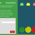 [英] Flexbox Froggy - A game for learning CSS flexbox