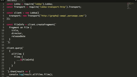 Introducing Lokka — A Simple JavaScript Client for GraphQL — KADIRA VOICE — Medium