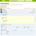 [英] Documenting REST APIs - a tooling review