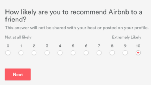 How well does NPS predict rebooking? - Airbnb Engineering