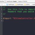 [簡] Swift 與 Objective-C 混編