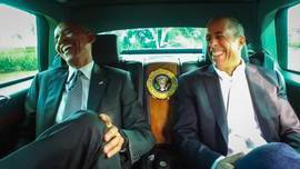 President Barack Obama - Just Tell Him You're the President - Episode - Comedians In Cars Getting Coffee by Jerry Seinfeld