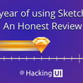 [英] A Year Using Sketch – An Honest Review