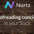 Proofreading concierge in your Slack