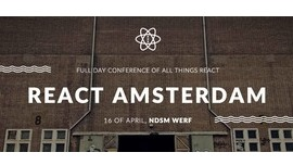 React Amsterdam speakers announced!