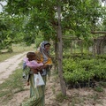 Don't underestimate local NGOs - they showed us how to plant 1.5m trees