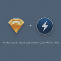 [英] Ready to prototype from within Sketch? Then say hello to Silver