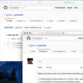 GitHub Issue and Pull Request templates