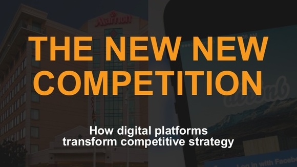 The new new competition - How digital platforms change competitive st…