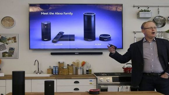 Amazon Echo, home alone with NPR on, got confused and hijacked a thermostat - Quartz