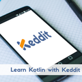 Learn Kotlin while developing an Android App