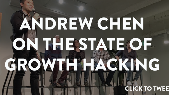 The state of growth hacking (Guest post) at andrewchen