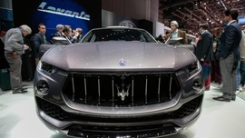 eCommerce sells out of 100 Maserati SUV's