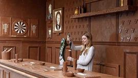Carlsberg Created a Chocolate Bar