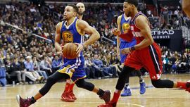 Stephen Curry v. LeBron James in the Shoe Wars