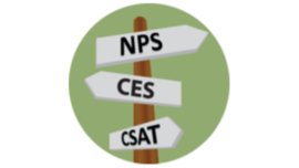 Measuring customer satisfaction: CSAT, CES and NPS compared