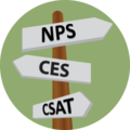 Measuring customer satisfaction: CSAT, CES and NPS compared | CheckMarket
